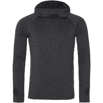 Textil Mulher Sweats Awdis JC037 Melange de ardósia preta