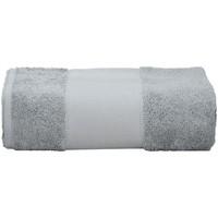 Casa Toalha e luva de banho A&r Towels Taille unique Antracite Grey