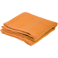 Casa Toalha e luva de banho Jassz Taille unique Orange