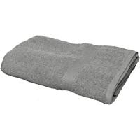Casa Toalha e luva de banho Towel City Taille unique Cinza de aço