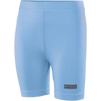 Textil Mulher Shorts / Bermudas Rhino RH10B Azul claro