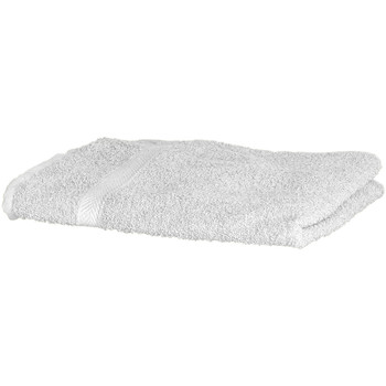 Casa Toalha e luva de banho Towel City Taille unique Branco
