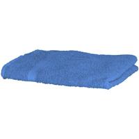 Casa Toalha e luva de banho Towel City Taille unique Azul Brilhante