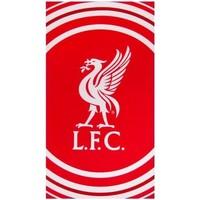Casa Toalha de praia Liverpool Fc SG15908 Vermelho/branco