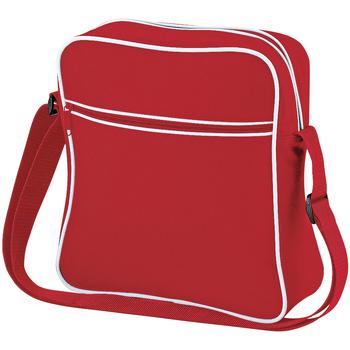 Malas Rapaz Pasta Bagbase BG16 Clássico vermelho/branco