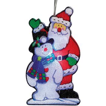 Casa Decorações festivas Christmas Shop RW5082 Multicor