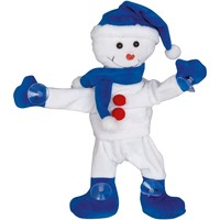 Casa Decorações festivas Christmas Shop Taille Unique Boneco de neve