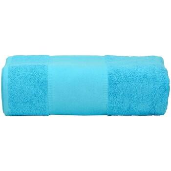 Casa Toalha e luva de banho A&r Towels Taille unique Aqua Blue