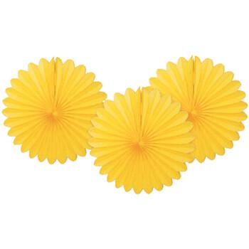 Casa Stickers Unique Party Taille unique Amarelo