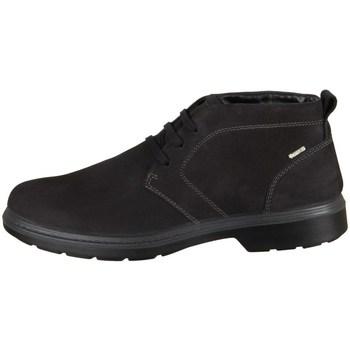 Sapatos Homem Botas baixas Ara Jan Goretex Preto