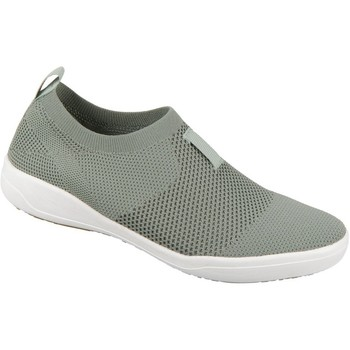 Sapatos Mulher Sapatilhas Josef Seibel Sina 64 Cinzento
