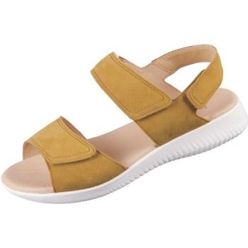Sapatos Mulher Sandálias Legero Fantastic Amarelo