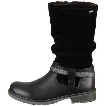 Sapatos Rapariga Botas Lurchi Lia Preto