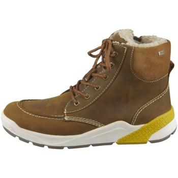 Sapatos Criança Sapatilhas de cano-alto Lurchi Ruben Castanho