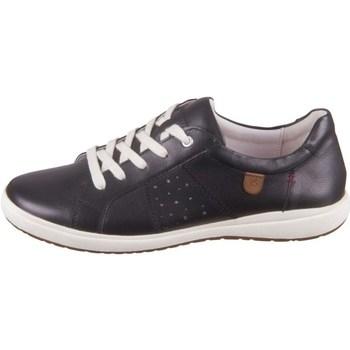 Sapatos Mulher Sapatilhas Josef Seibel Caren 01 Preto