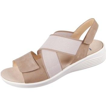 Sapatos Mulher Sandálias Legero Fly Cor bege