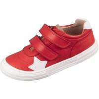 Sapatos Criança Sapatilhas Bisgaard 403531211919 Vermelho