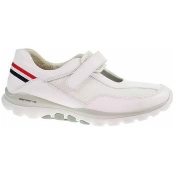 Sapatos Mulher Sapatilhas de ténis Gabor 4696150 Creme