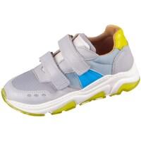 Sapatos Criança Sapatilhas Bisgaard 407301211530 Cinzento, Azul, Amarelo