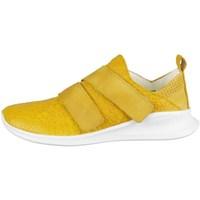 Sapatos Mulher Sapatilhas Think Waiv Amarelo