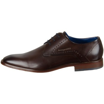 Sapatos Homem Sapatos Bugatti Milko Exko Castanho