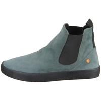 Sapatos Mulher Sapatilhas de cano-alto Softinos P900608006 Cinzento