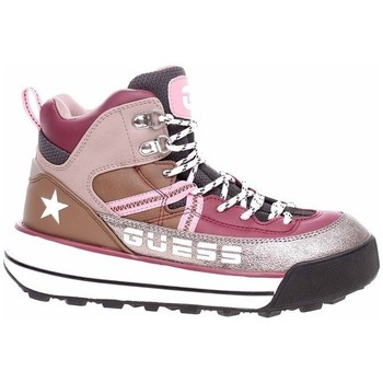 Sapatos Mulher Sapatos de caminhada Guess Ravele Prateado, Castanho, Cor-de-rosa