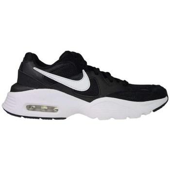 Sapatos Mulher Sapatilhas Nike Air Max Fusion Preto