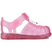 Sapatos Rapariga Sandálias IGOR Sandálias Bebé Toby Unicornio Fucsia Glitter Rosa