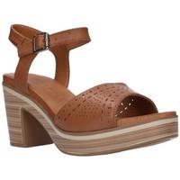 Sapatos Mulher Sandálias Carmela 6771004 Mujer Camel marron