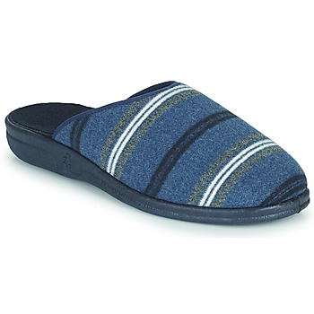 Sapatos Homem Chinelos Casual Attitude PAULIO Azul