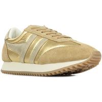 Sapatos Mulher Sapatilhas Gola Boston 78 Metallic Ouro