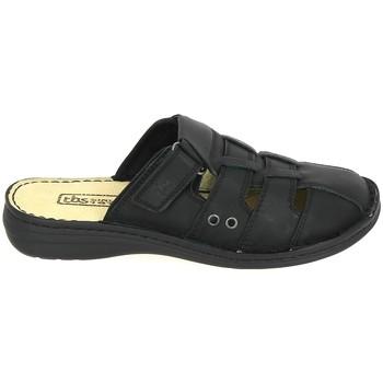 Sapatos Homem Tamancos TBS Ghabikk Noir Preto