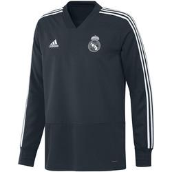 Textil Homem T-shirt mangas compridas adidas Originals Real Madrid Azul