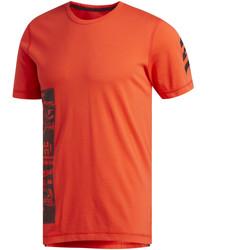 Textil Homem T-Shirt mangas curtas adidas Originals Harden Tee Vermelho