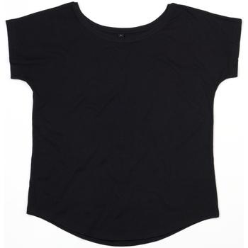Textil Mulher T-Shirt mangas curtas Mantis M91 Preto