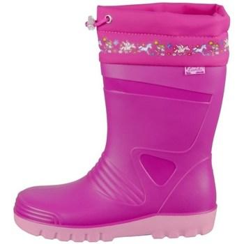 Sapatos Criança Botas de borracha Lurchi Philly Cor-de-rosa