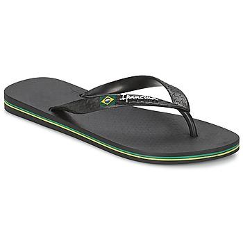 Sapatos Mulher Chinelos Ipanema CLASSICA BRASIL II Preto