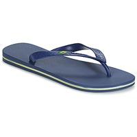 Sapatos Homem Chinelos Ipanema CLASSICA BRASIL II Marinho