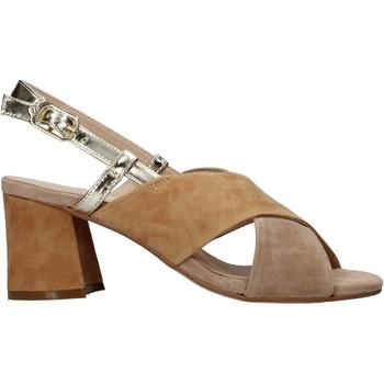 Sapatos Mulher Sandálias Carmens Padova 45310 Castanho