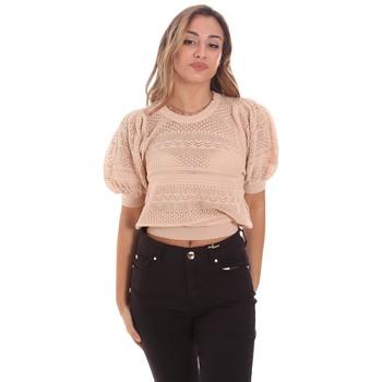 Textil Mulher Tops / Blusas Gaudi 111BD53020 Rosa