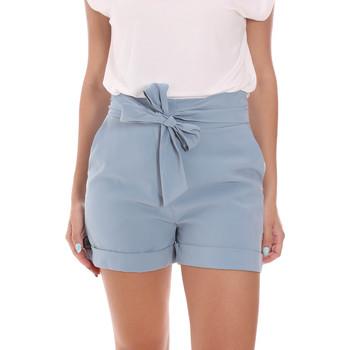 Textil Mulher Shorts / Bermudas Gaudi 111BD25009 Azul