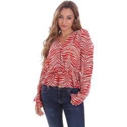 Textil Mulher Tops / Blusas Gaudi 111BD45044 Vermelho