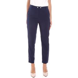 Textil Mulher Calças Gaudi 111BD25029 Azul