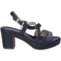 Sapatos Mulher Sandálias Valleverde 32501 Azul