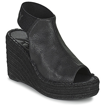 Sapatos Mulher Sandálias Replay JESS Preto