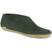 Sapatos Mulher Chinelos Glerups A0900 Verde