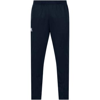 Textil Calças de treino Canterbury  Marinha