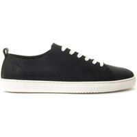 Sapatos Homem Sapatilhas Montevita 71852 BLACK