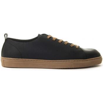 Sapatos Homem Sapatos Montevita 71853 BLACK